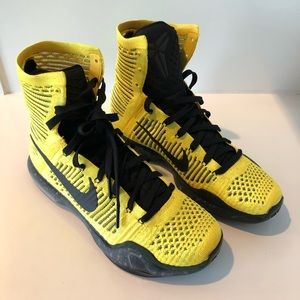Nike Kobe X Elite Opening Night Flyknit High CODA